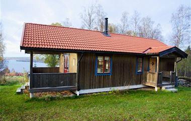 R220 Lerdal, 2,5 km S Rättvik