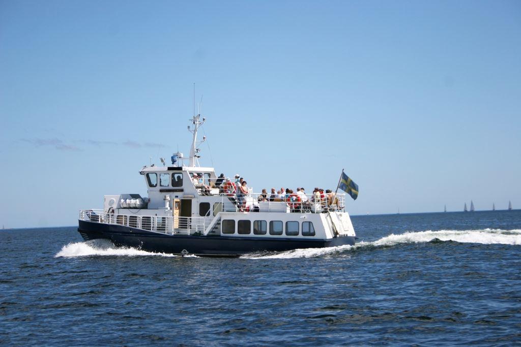 Båtbiljett till Idö i Västerviks skärgård