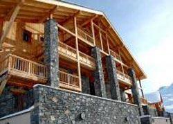Residence ski-in ski-out / LA DAME BLANCHE (3,5 Snowflakes
