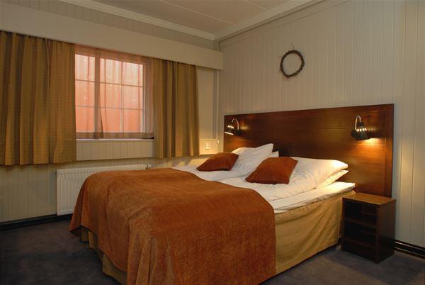 Hafjell Resort,  © Hafjell Resort, Gode og praktiske hotellrom under landsstevnet i seniordans