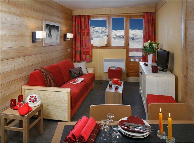 """Résidence skis aux pieds / ACONIT (Pierre et Vacances - 2,5 Flocons """"Argent"""")"""