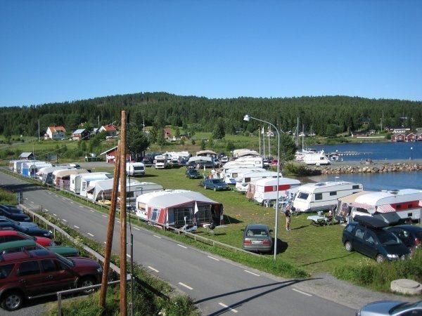 © Kramfors kommun, Barsta camping