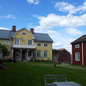 Bo på Hälsingegård - Sörhoga Lantgård i Forsa