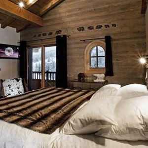 6 rooms 11 people / CHALETS KANDAHAR CHALET ELISTA (mountain of Exception)