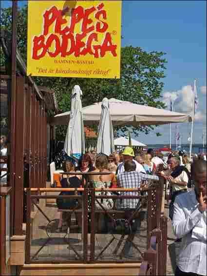 Pepes Bodega, LOFT & Papas restaurang