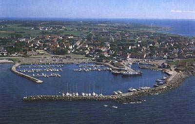 Torekov guest harbour