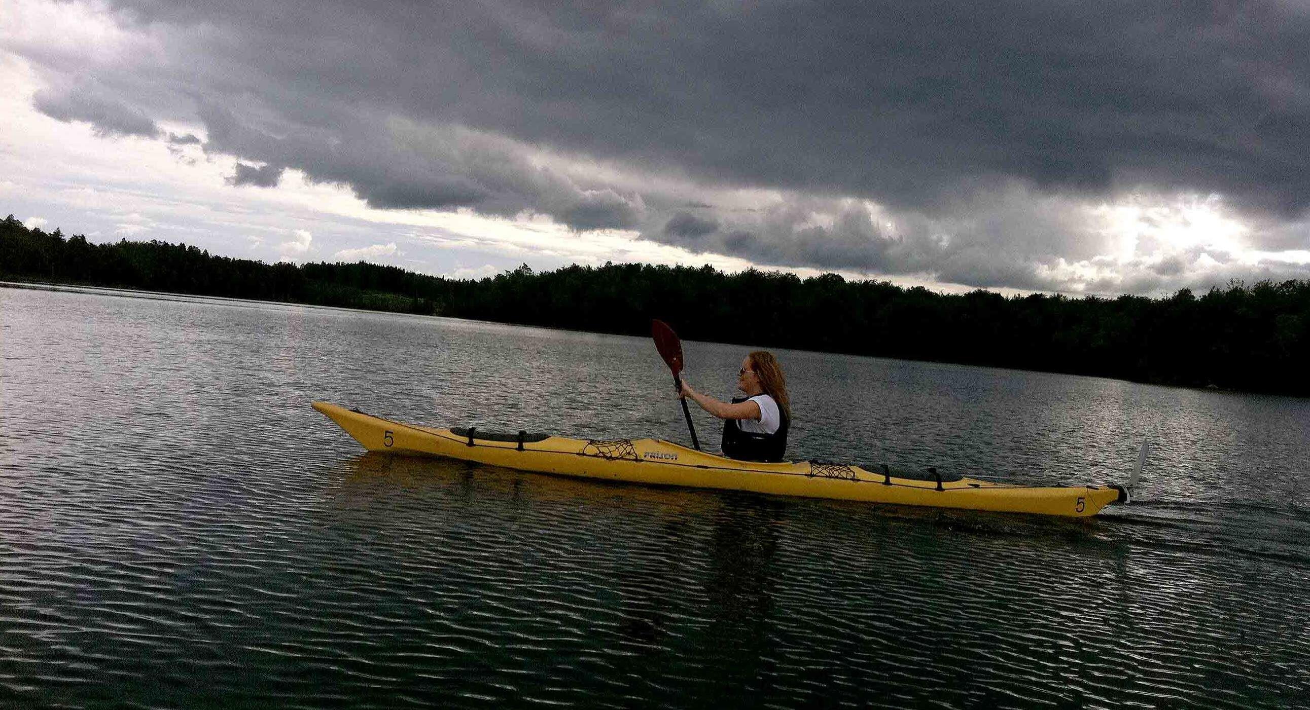Rent a kayak 24 hours, weekend or week