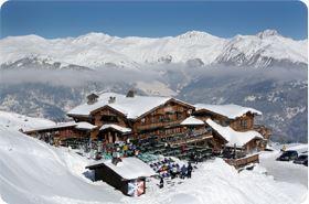 2 pièces 2 personnes skis aux pieds / Appartement La Pointe Percée (Montagne de charme)