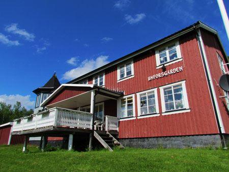 Umforsgården - Stor gård för gemensamt boende!