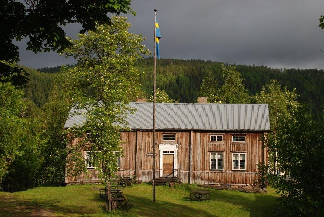 © Kramfors kommun, Nordingrå hembygdsgård