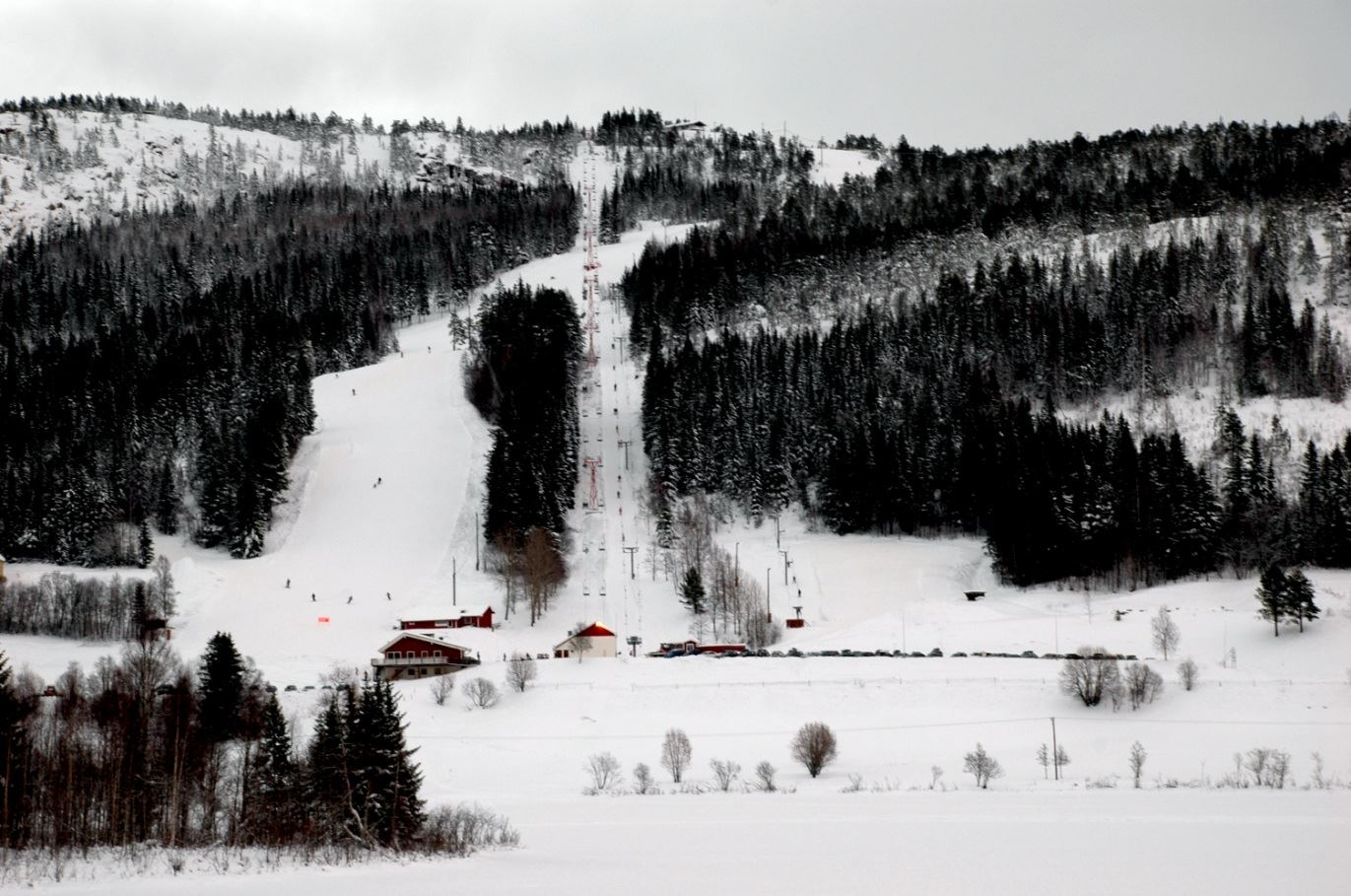 Skulebergets skidbacke