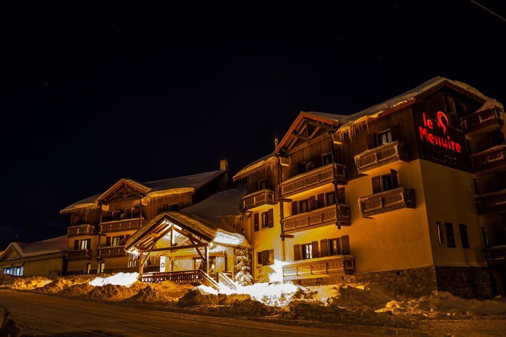 Le Menuire Chalet Hôtel & Spa
