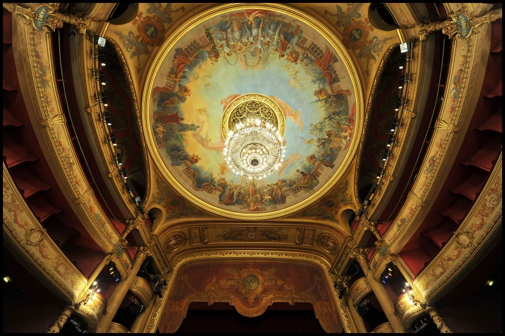 L'Opéra Comédie côté coulisses