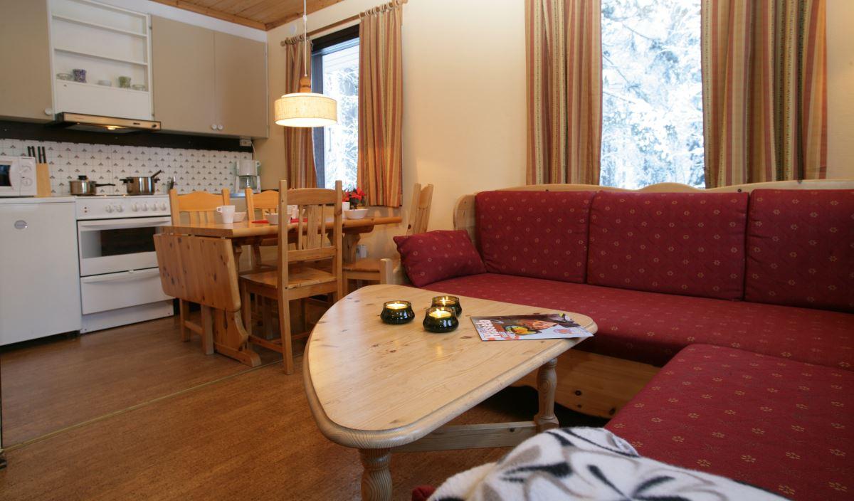 Hassela Ski Resort, Björnen Sport 1 (4+2) Djurtillåten