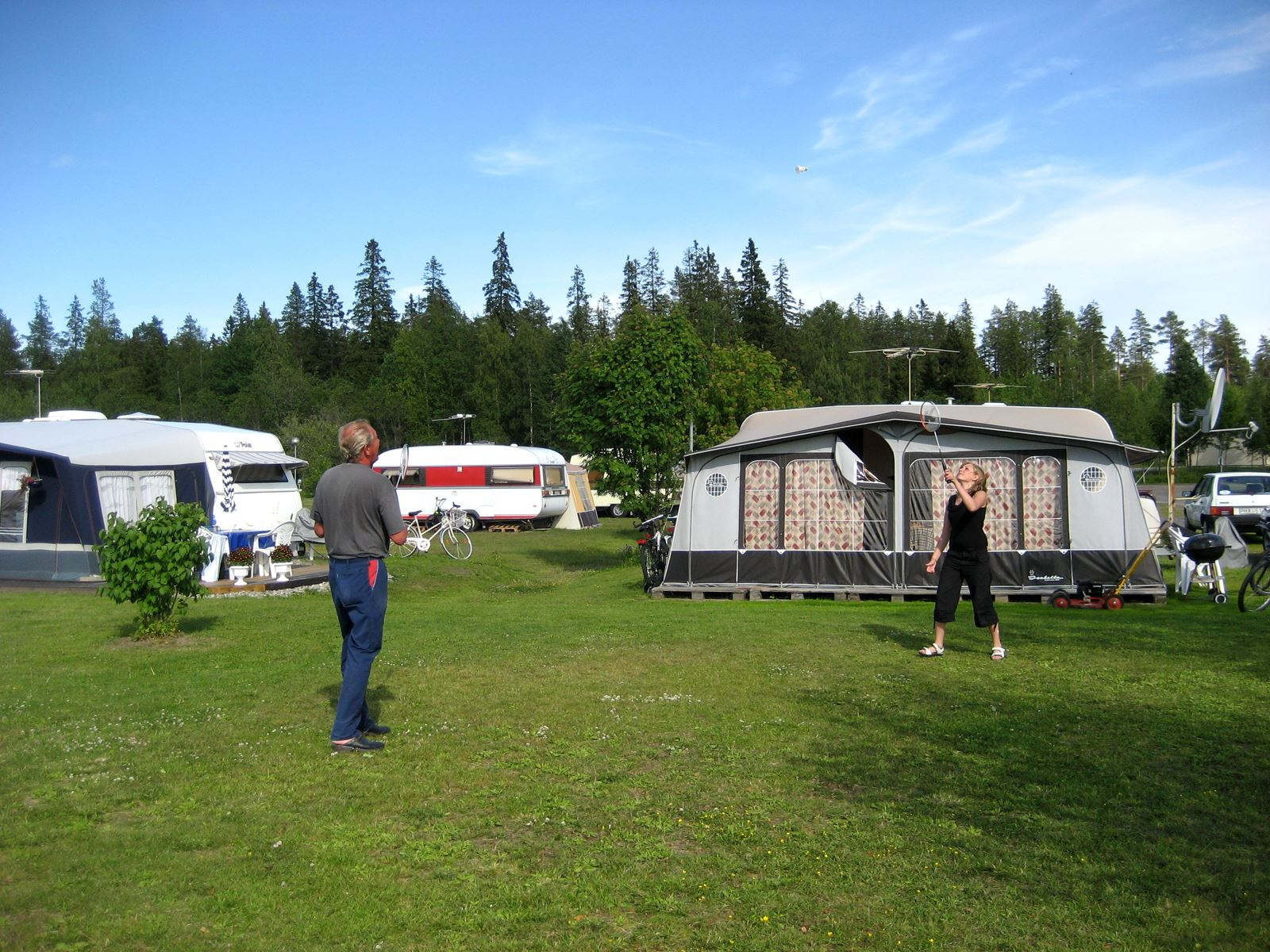 First Camp Umeå/Camping