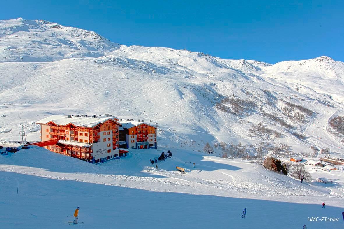 "Residence ski-in ski-out / LE CHALET DU MONT VALLON SPA RESORT (4,5 Snowflakes ""Gold"")"
