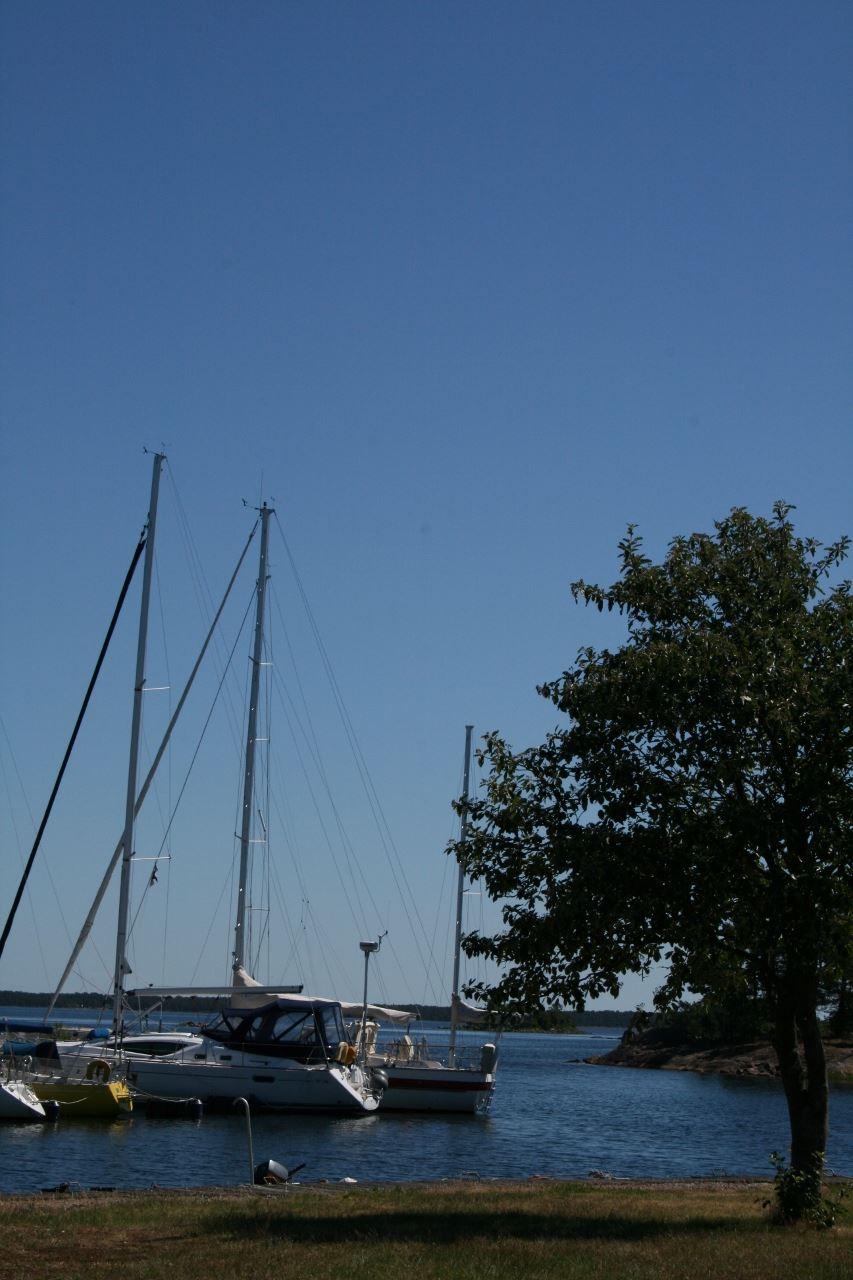 Påskallavik Gasthafen