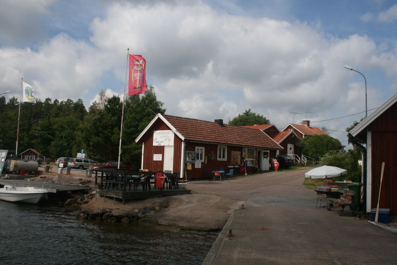 Klintemåla Gasthafen