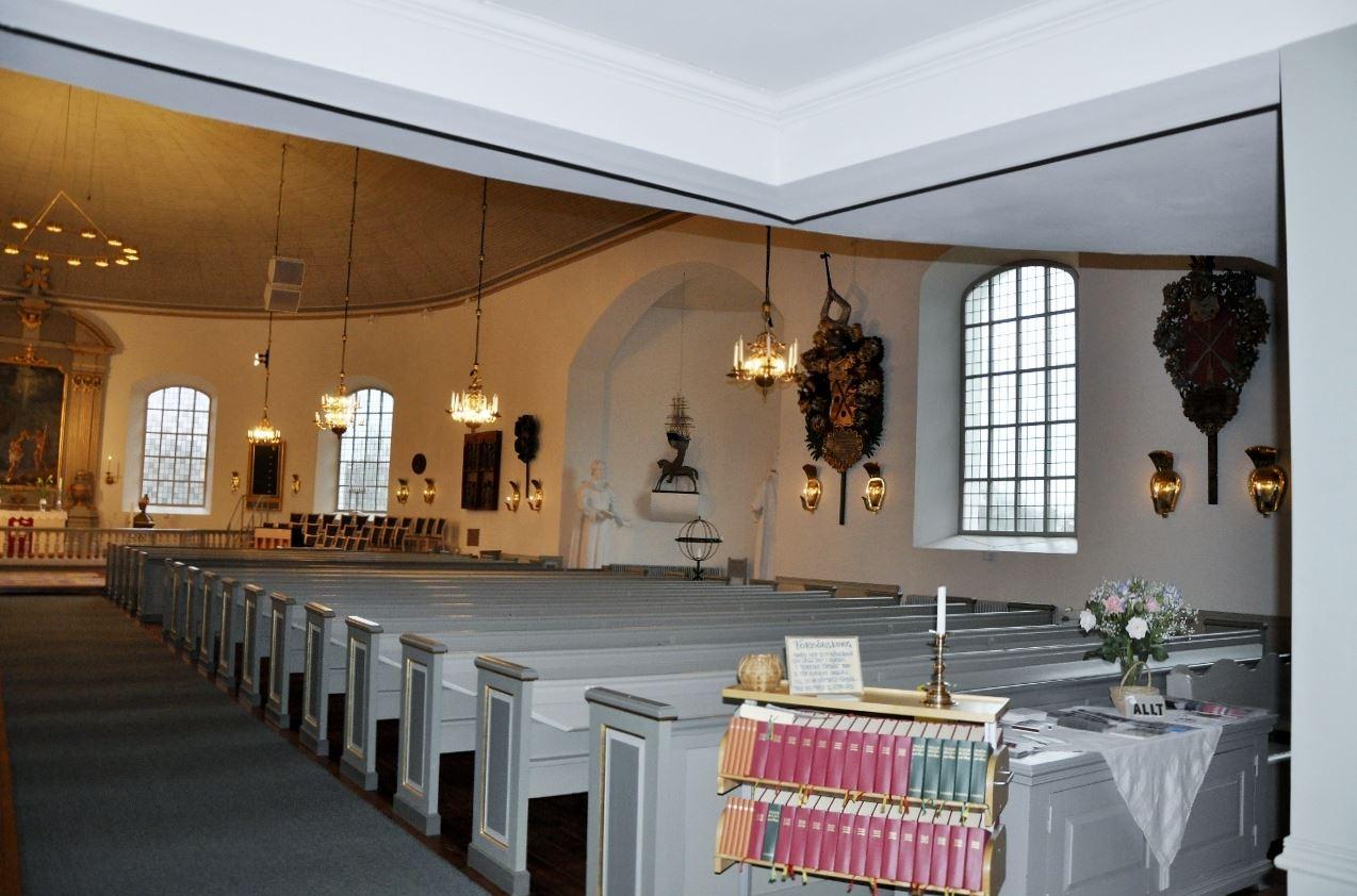 Misterhults kyrka
