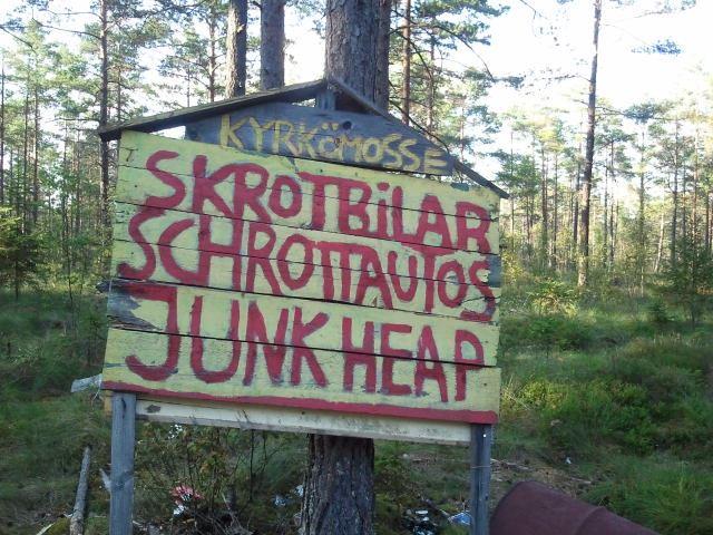 Bilkyrkogården Kyrkömosse