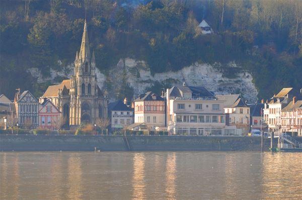 La Croisière musicale et Impressionniste d'Honfleur à Rouen (5 juin 2013)