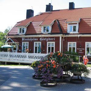 Blankaholm's inn and restaurant