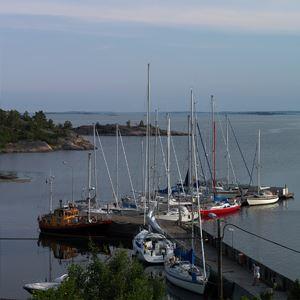 Gästehafen Idö