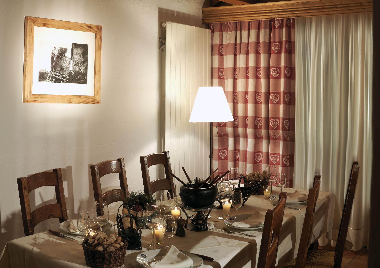 Residence ski-in ski-out / HOTEL SAINT MARTIN