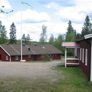 Lägergård Gussjöstugan