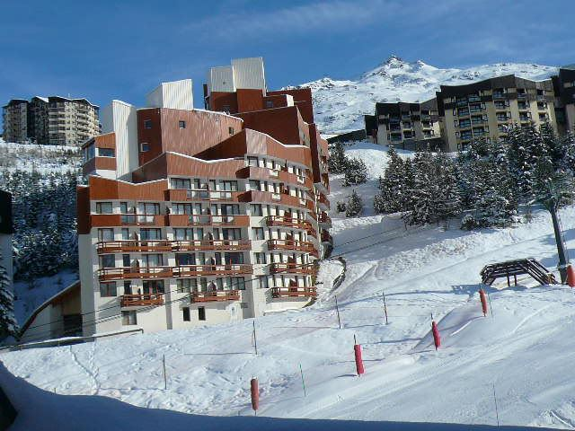 2 rooms 6 pers ski-in ski-out / BOEDETTE D 126