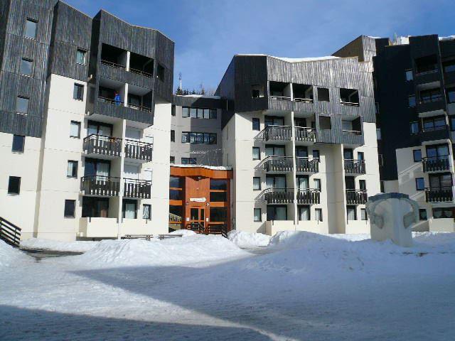 Studio 2 Pers skis aux pieds / GENTIANES 416