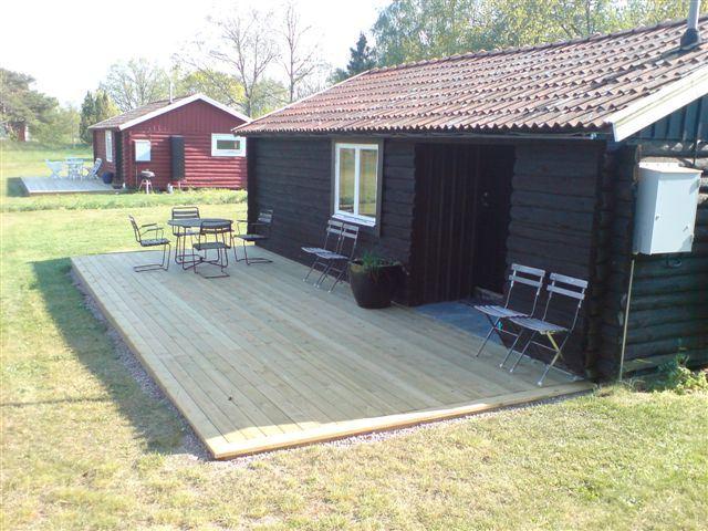 O111057* Böda Black cottage, pets allowed.
