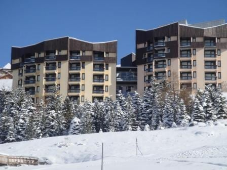3 Rooms 6 Pers ski-in ski-out / SORBIER 226