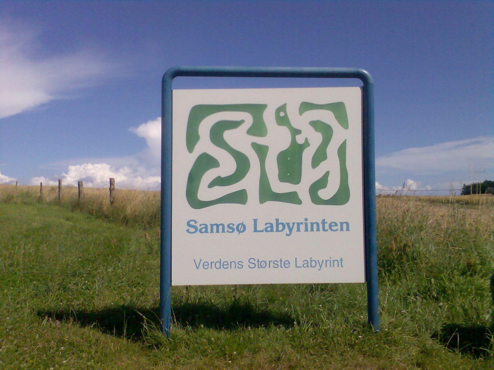 Samsø Labyrinten