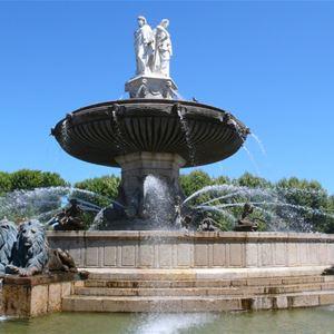 Excursion Aix-en-provence, Marseille and Cassis - M11