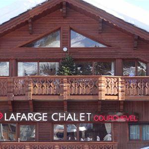 3 pièces 4/6 personnes / CHALET LAFARGE APPARTEMENT 1 (montagne)