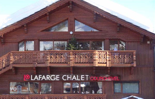 4 pièces 6 personnes / CHALET LAFARGE APPARTEMENT 3 (montagne de charme)