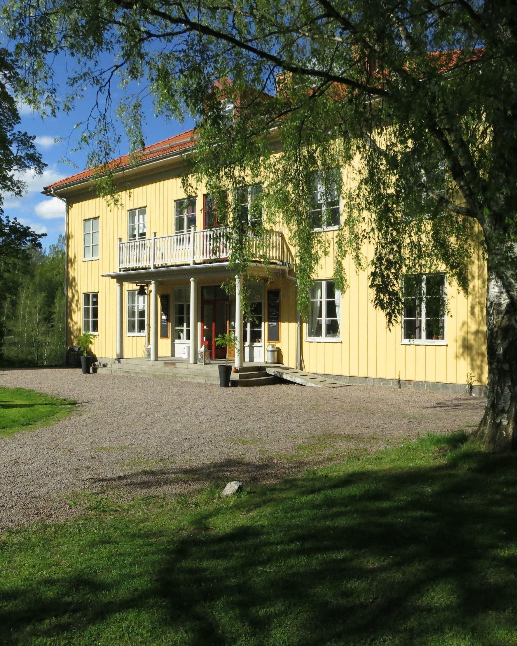 Countryside hotel Lidhem