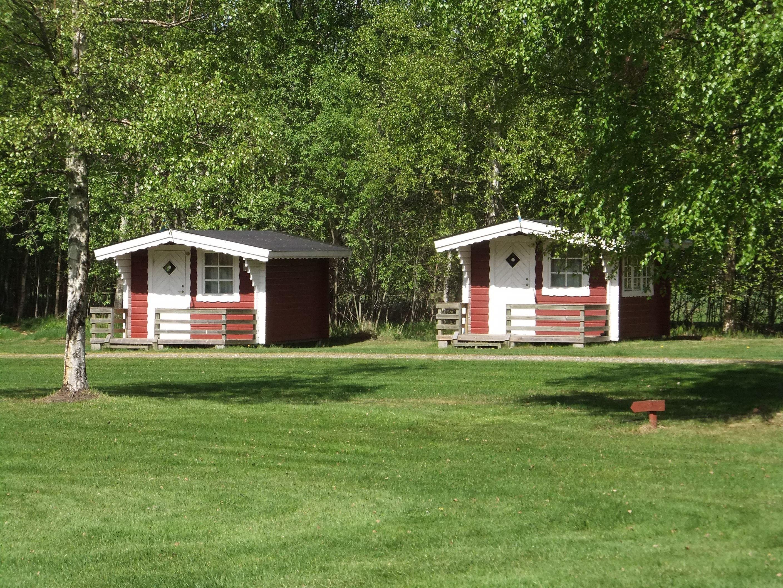 Camping Tiveden/Ferienhäuser
