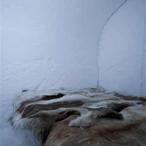 Sleep in the Igloo Hotel at Sorrisniva