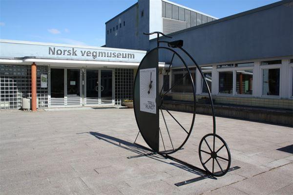 Norsk vegmuseum,  © Norsk vegmuseum, Norsk vegmuseum