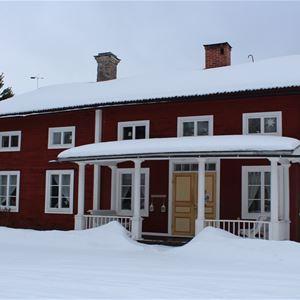 Prästgården vinterbild