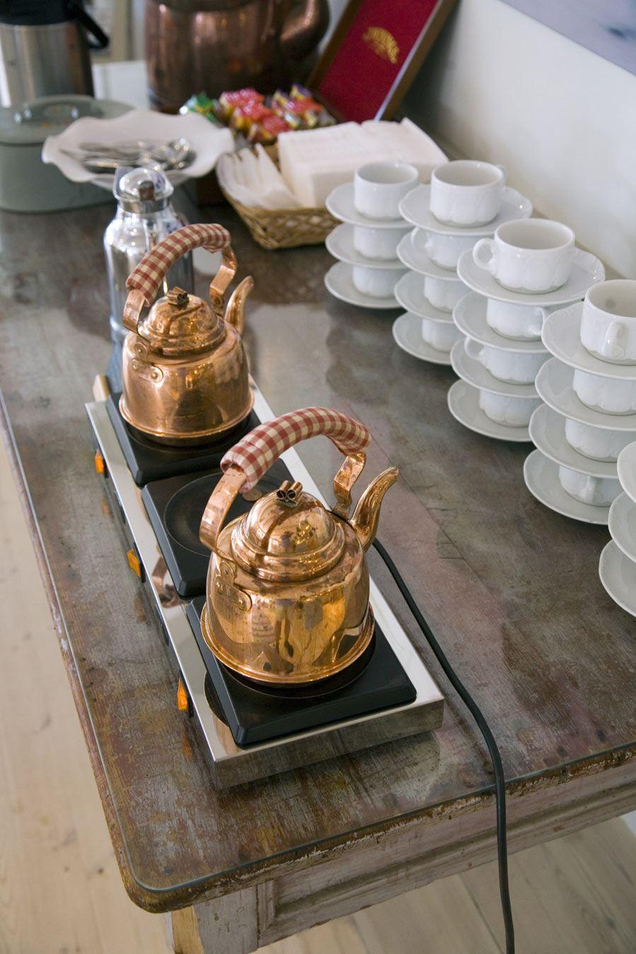 Kaffetorpet, Solliden