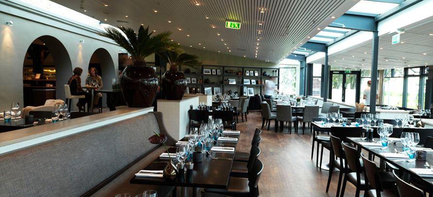 Restaurang Sand - Hotel Skansen