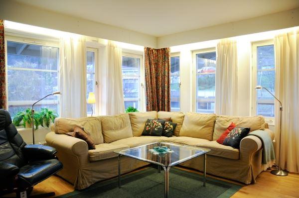 Moderna lägenheter i Åre by