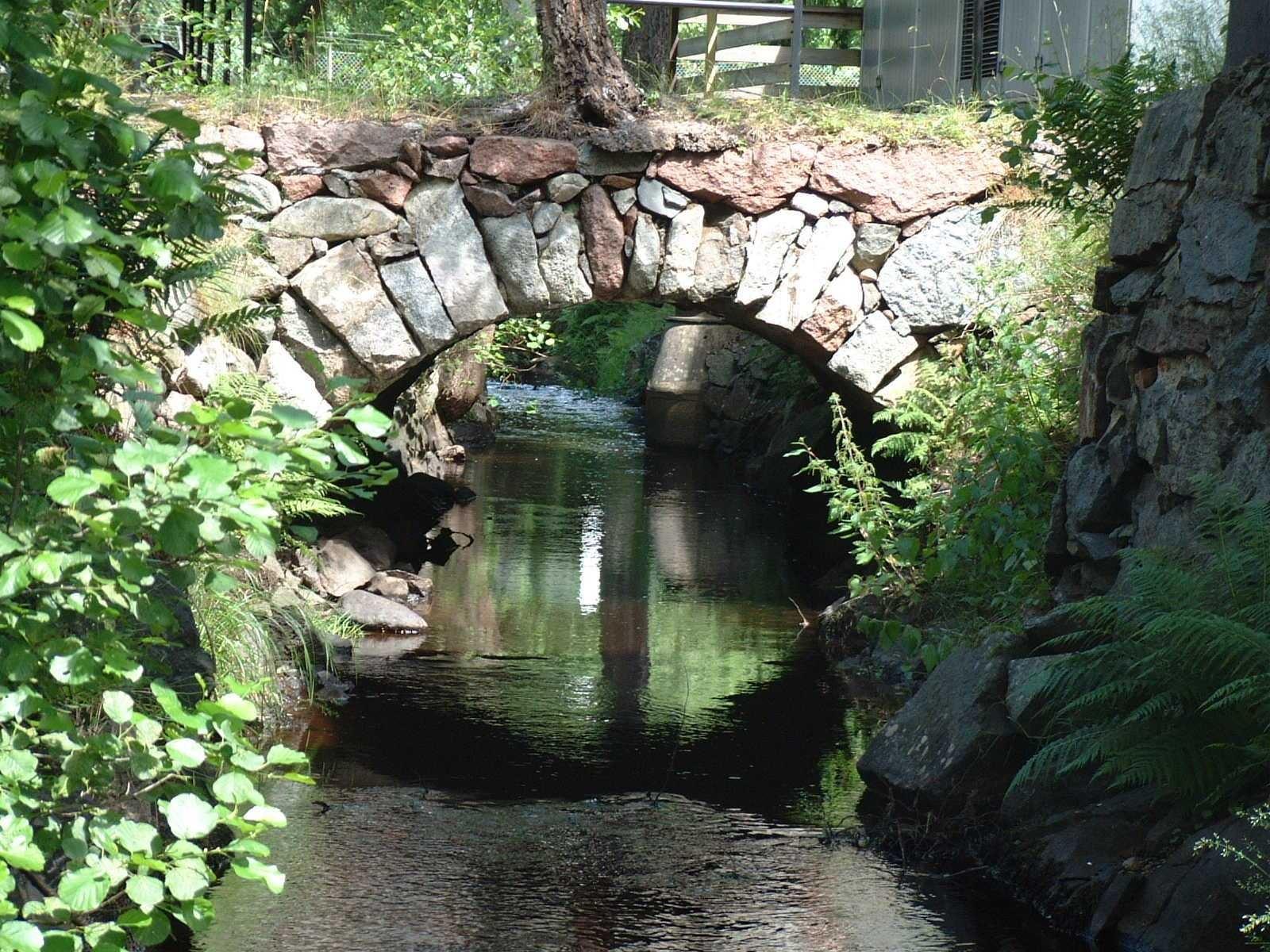 Skede Hembygdsgård och Hällaryds kanal
