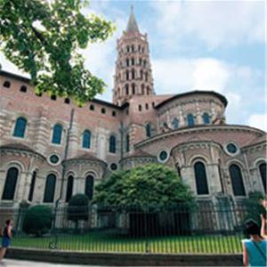 Grands monuments de Toulouse