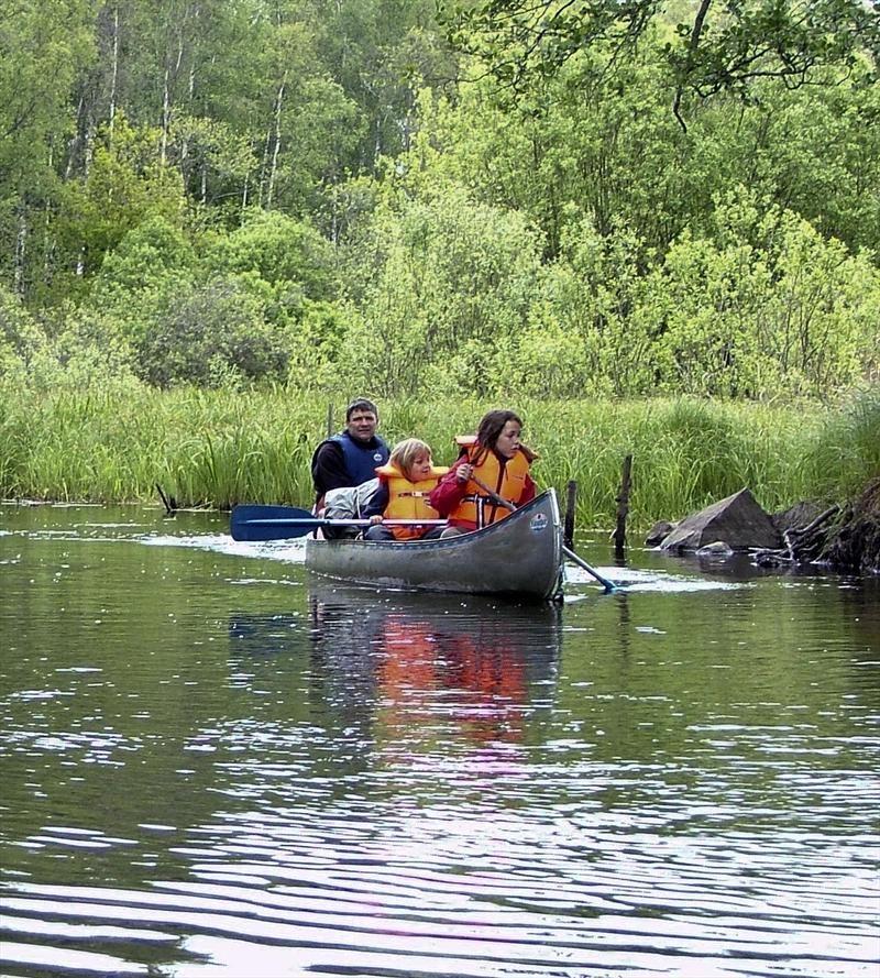 Canoe Rental in Agunnaryd