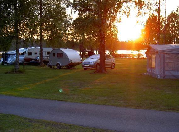 E4:an Camping Lagan