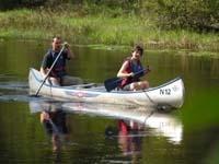 Bolmåns Kanot (Bolmån´s canoe)